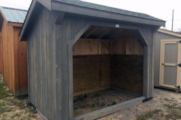 FR008  6'x10′ Wood Shed