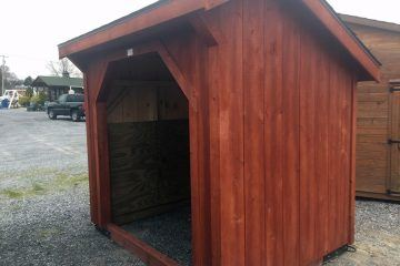 FR007  6'x8′ Wood Shed