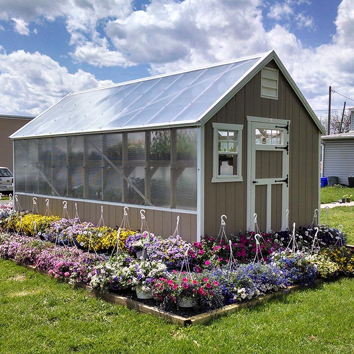 Greenhouse Sheds for Sale