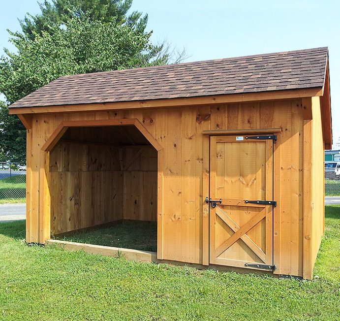 Run-Ins and Stables