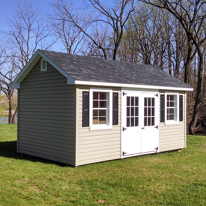 Storage Sheds & Custom Built Storage Sheds u0026 Barns Virginia | Helmuth Builders
