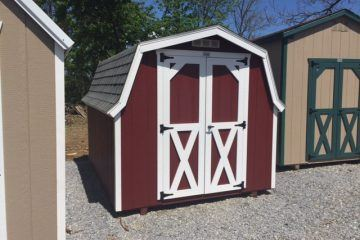 S010  8'x10′ Classic Swiss Barn