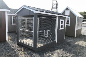 H653  6'x10′ Dog Kennel