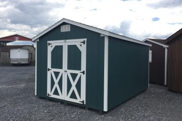 H423  10'x14′ Classic Cottage