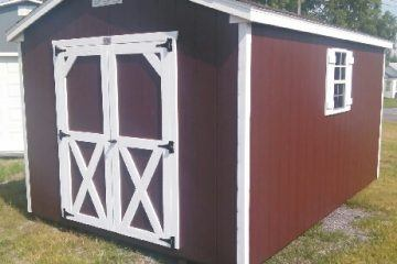 FR033  10'x14′ Classic Cottage