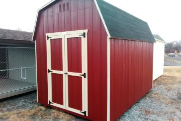 FR052  8'x12′ Economy Barn