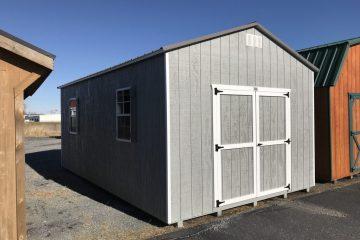 H541  12'x20′ Economy Cottage