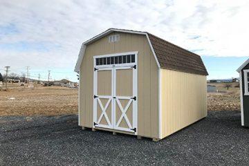 H557  10'x16′ Classic Barn