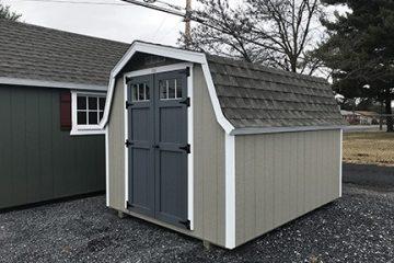 H562  8'x10′ Classic Swiss Barn