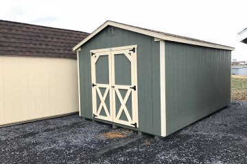 H572  10'x16′ Classic Cottage