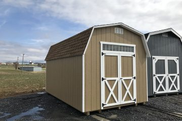 H575  10'x16′ Classic Barn