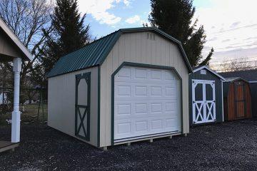 H577  12'x16′ Classic Barn