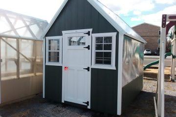 FR049  8'x10′ Green House