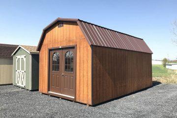 H603  12'x20′ Classic Barn