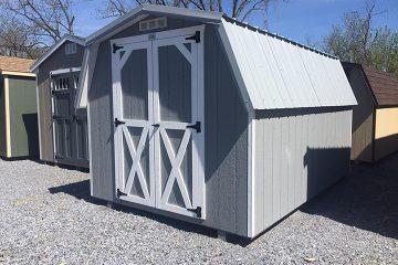 S122  8'x12′ Classic Barn