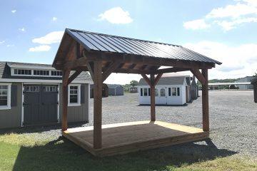 S173  10'x14′ Pavilion