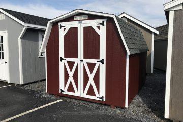 H635  8'x10′ Classic Barn