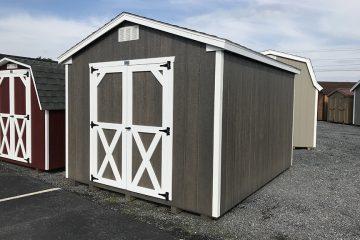 H636  10'x12′ Classic Cottage