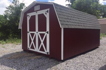 S153  10'x14′ Classic Barn