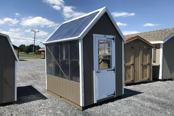 H651  6'x8′ Green House