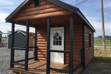 H293  10'x20′ Log Cabin