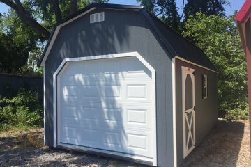S163  12'x20′ Classic Barn