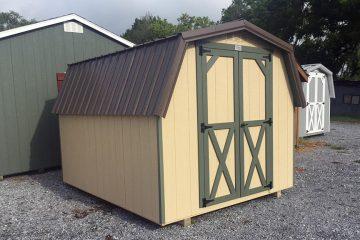 S170  8'x10′ Classic Barn