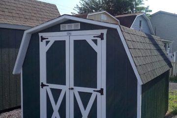 FR281  8'x10′ Classic Barn