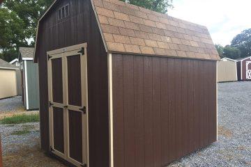 S176  8'x10′ Economy Barn