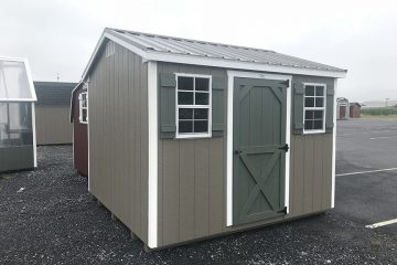 H698  10'x10′ Classic Cottage