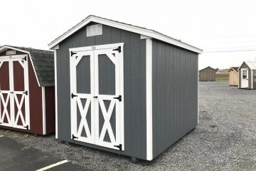 H727  8'x10′ Classic Cottage