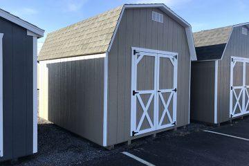 H733  10'x12′ Classic Barn