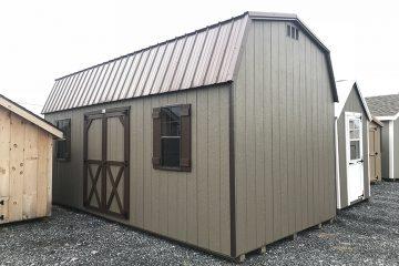 H735  10'x20′ Classic Barn