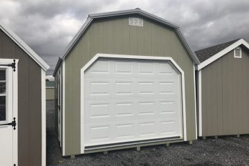 S249  12'x16′ Classic Barn