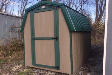 S225  6'x10′ Economy Barn