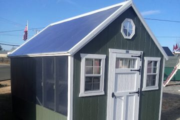 FR315  10'x12′ Greenhouse