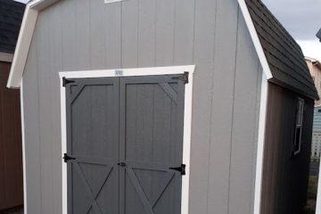 FR319  10'x12′ Classic Barn