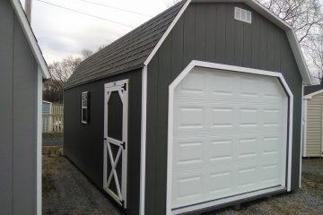 FR327  12'x20′ Classic Barn