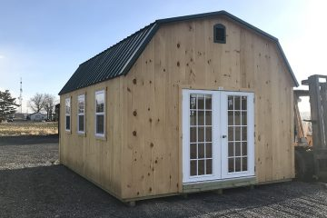 H799  14'x18′ Classic Barn