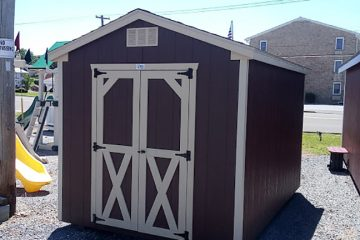 FR364  8'x12′ Classic Cottage