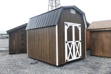H831  8'x10′ Classic Barn