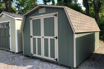S421  10'x14′ Classic Barn