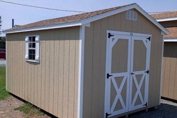 FR381  10'x14′ Classic Cottage