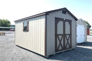 H891  10'x14′ Classic Cottage