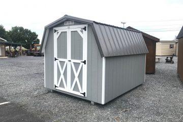 H896  8'x10′ Classic Barn