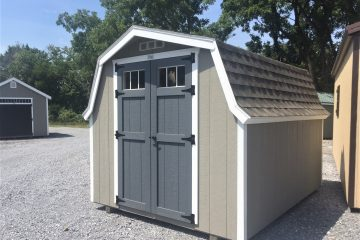 S291  8'x10′ Classic Swiss Barn
