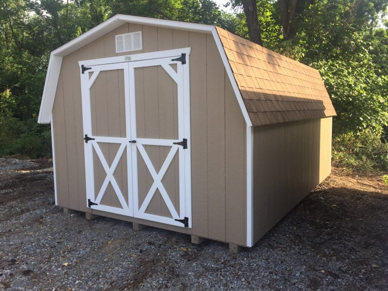 S304 10 X14 Classic Barn Helmuth Builders