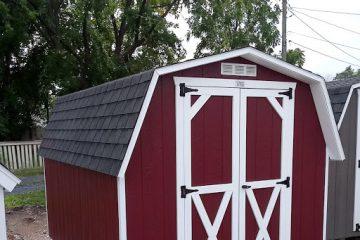 FR419  8'x10′ Classic Barn