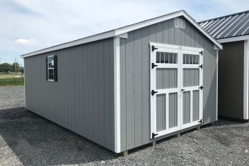 H900  12'x20′ Classic Cottage