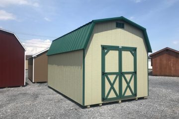 H907  10'x16′ Classic Barn